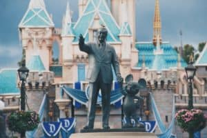 Walt Disney created a trust fund for his loved ones.