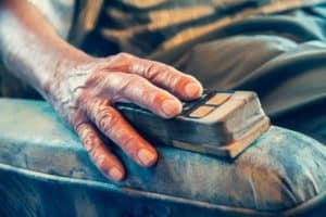 Elder financial abuse often comes from home.