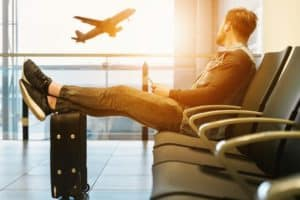 Boarding passes can be utilized by scammers.