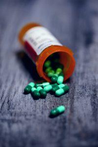 Risk factors for dementia include certain prescriptions.