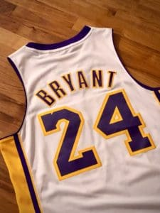 Kobe Bryant failed to amend the trust he created before he died.
