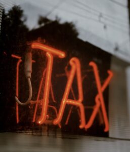 Tax law changes may be coming down the pipeline.