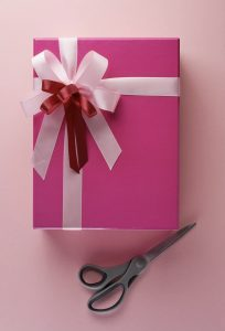 People have numerous gifting strategies available to them.