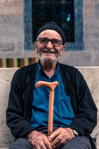 Limited mobility is a side effect of aging.