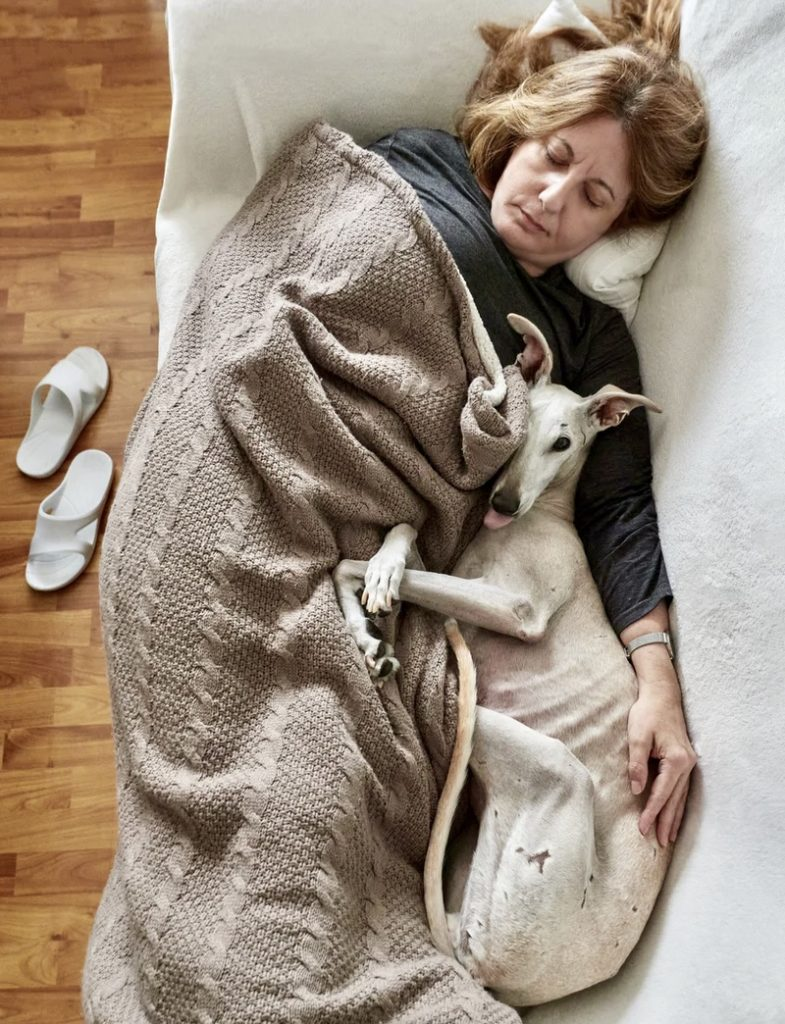 Lack of sleep and dementia